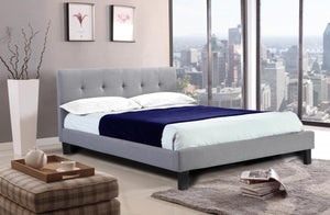 The Hollywell Range - Linen King size Bed