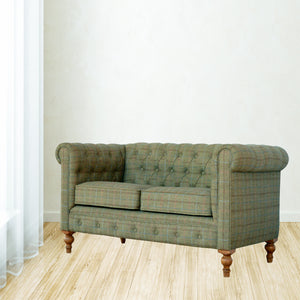 The Artisan Collection - Hand Made Chesterfield Two Seater Sofa