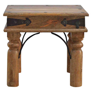 The Artisan Collection - Hand Made Petite Thakat Coffee Table