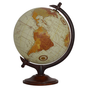 The Artisan Collection - Artisan Small Vintage Globe