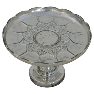 The Artisan Collection - Hand Made Vintage Glass Cake Stand