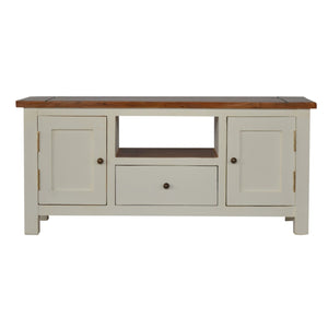 The Artisan Collection - Two Tone TV Stand