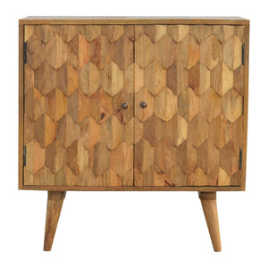 The Artisan Collection - Pineapple Two Door Cabinet