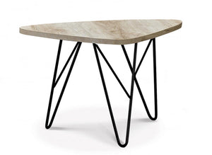The Mersey Range - Natural Wood Coffee Table