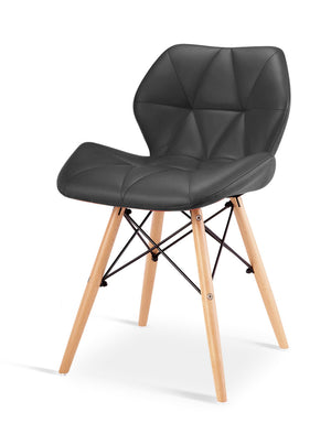 The Millmead Range - PU Leather Dining Chairs