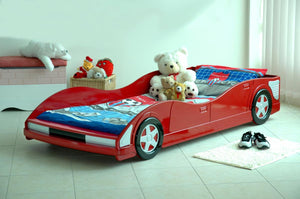 The Movi Range - Red Kids Bed