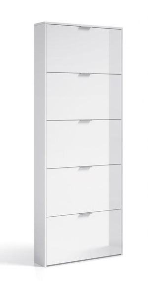 The Arctic Range - White High Gloss Cabinet