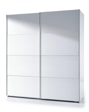The Arctic Range - White High Gloss Wardrobe