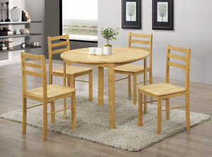 The York Range - Solid Oak Dining Set