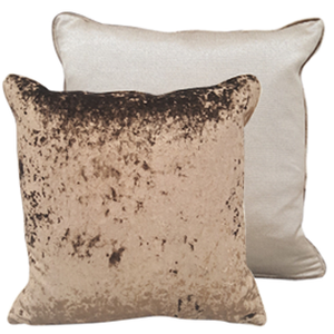 Gala Two-Tone Cushion