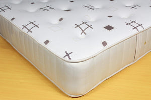 The Orthu-Flex Memory Foam Range - Double Mattress