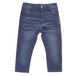 SLIMFIT BLUE PANTS