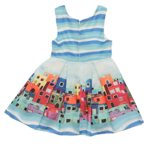 GIRLS VENICE DRESS