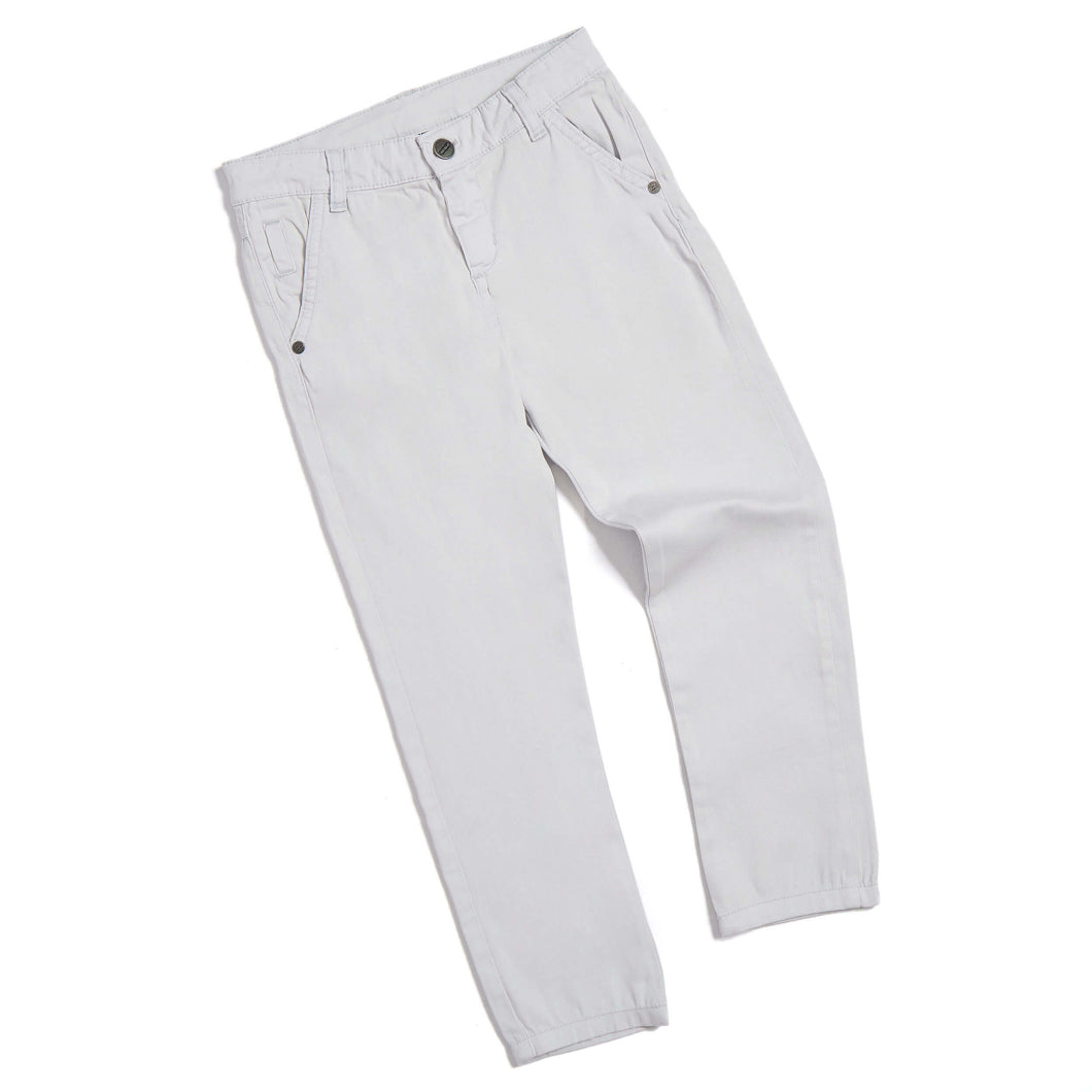 Chino pants off white
