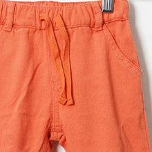 Load image into Gallery viewer, BOYS ORANGE LOOSE FIT PANTS