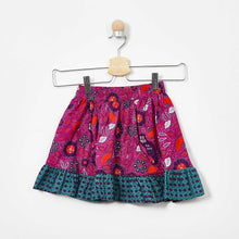 Load image into Gallery viewer, GIRLS MAROON SKIRT
