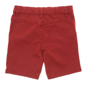 BOYS RED SHORTS