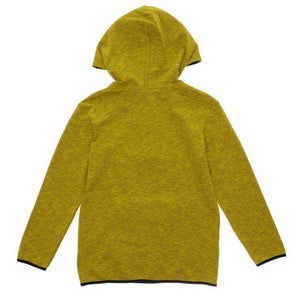 BOYS YELLOW HOODED SWEAT SHIRT