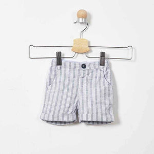 BOYS LINEN 4 PIECE SUMMER OUTFIT