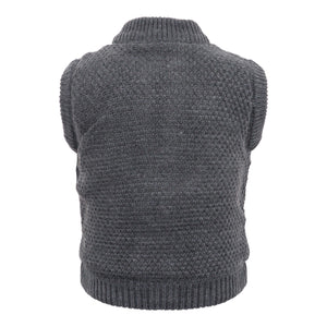 KNITTED COUNTRY VEST