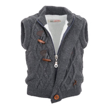 Load image into Gallery viewer, KNITTED COUNTRY VEST