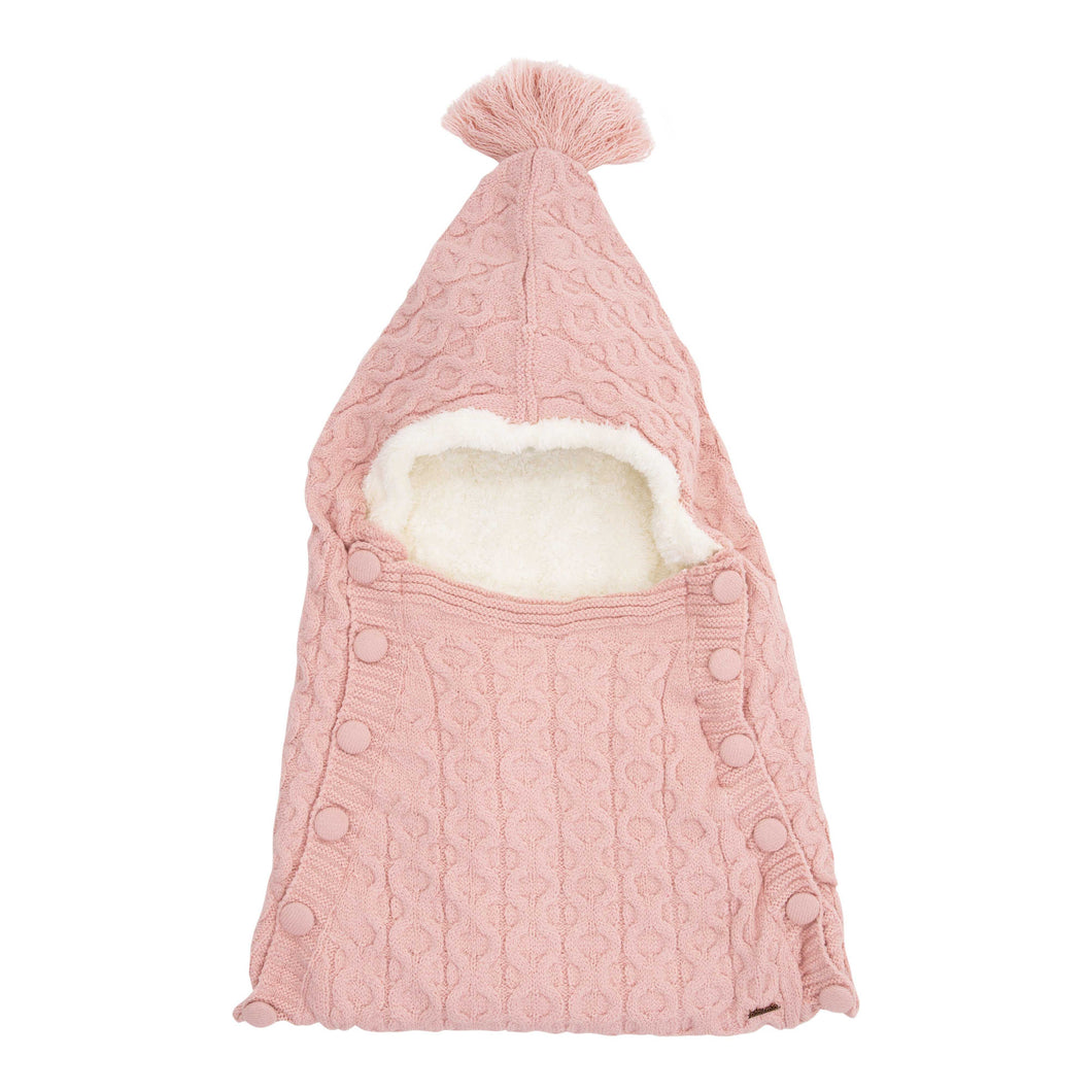 BABY MIO KNITTED SLEEPING BAG