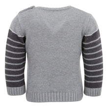 Load image into Gallery viewer, MOUNT BOYS KNITTTED V NECK SWEATER