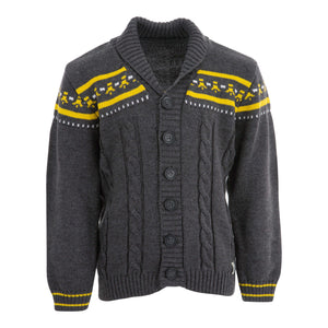 MOUNT BOYS KNITTED CARDIGAN