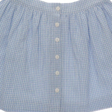 Load image into Gallery viewer, GIRLS SUMMER BLUE SKIRT