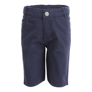 BOYS CHINO SHORTS NAVY BLUE