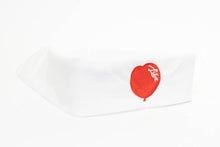 Load image into Gallery viewer, White Bandana with Red