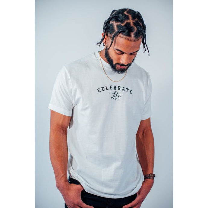 White Essential CL Short Sleeve