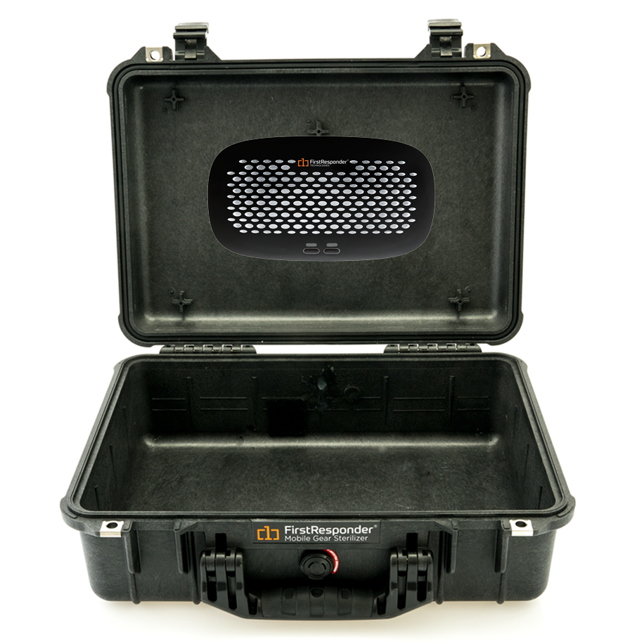FirstResponder® Mobile Gear Sterilizer