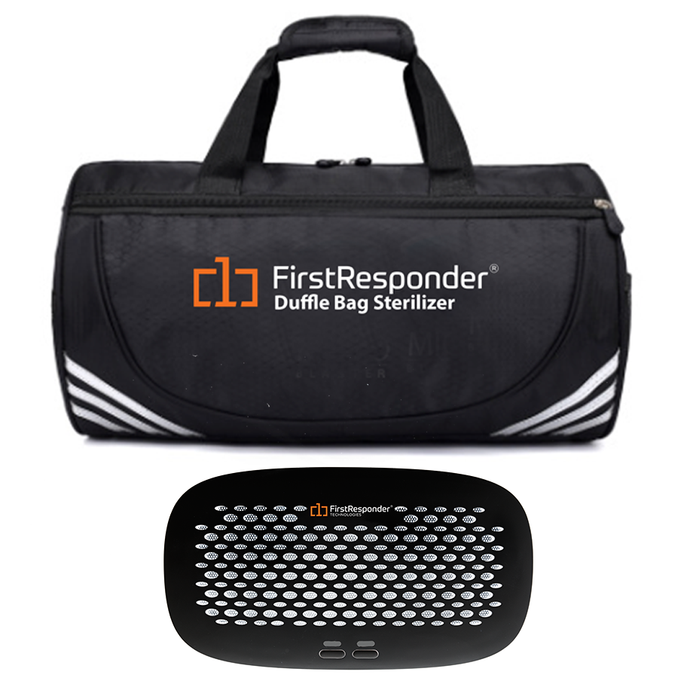 FirstResponder® Duffle Bag Sterilizer