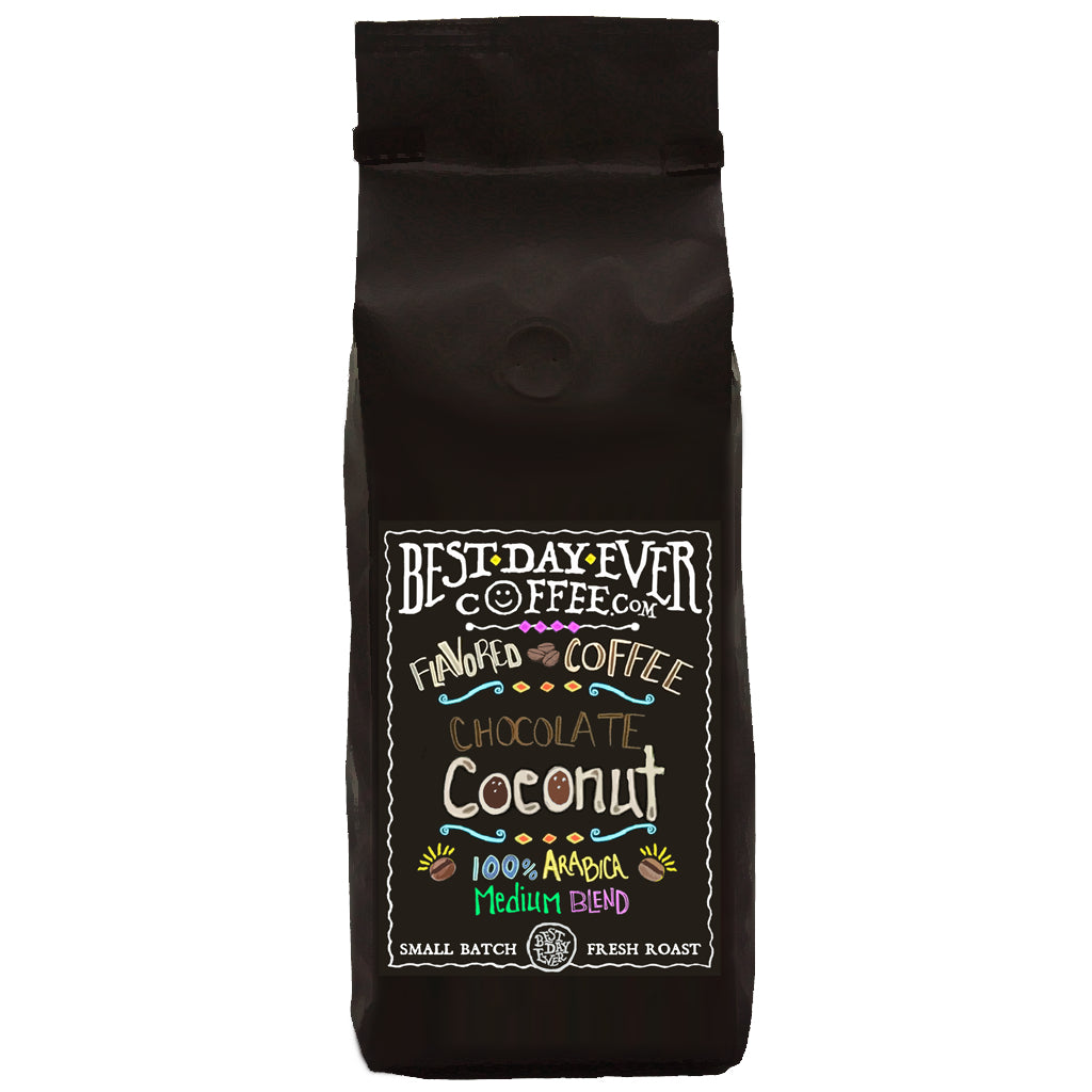 Chocolate Coconut | 12oz