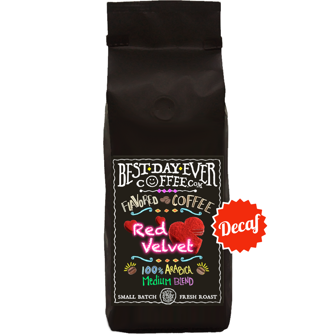 Red Velvet Cake Decaf | 12oz