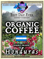 Honduras Organic - Best Day Ever Coffee
