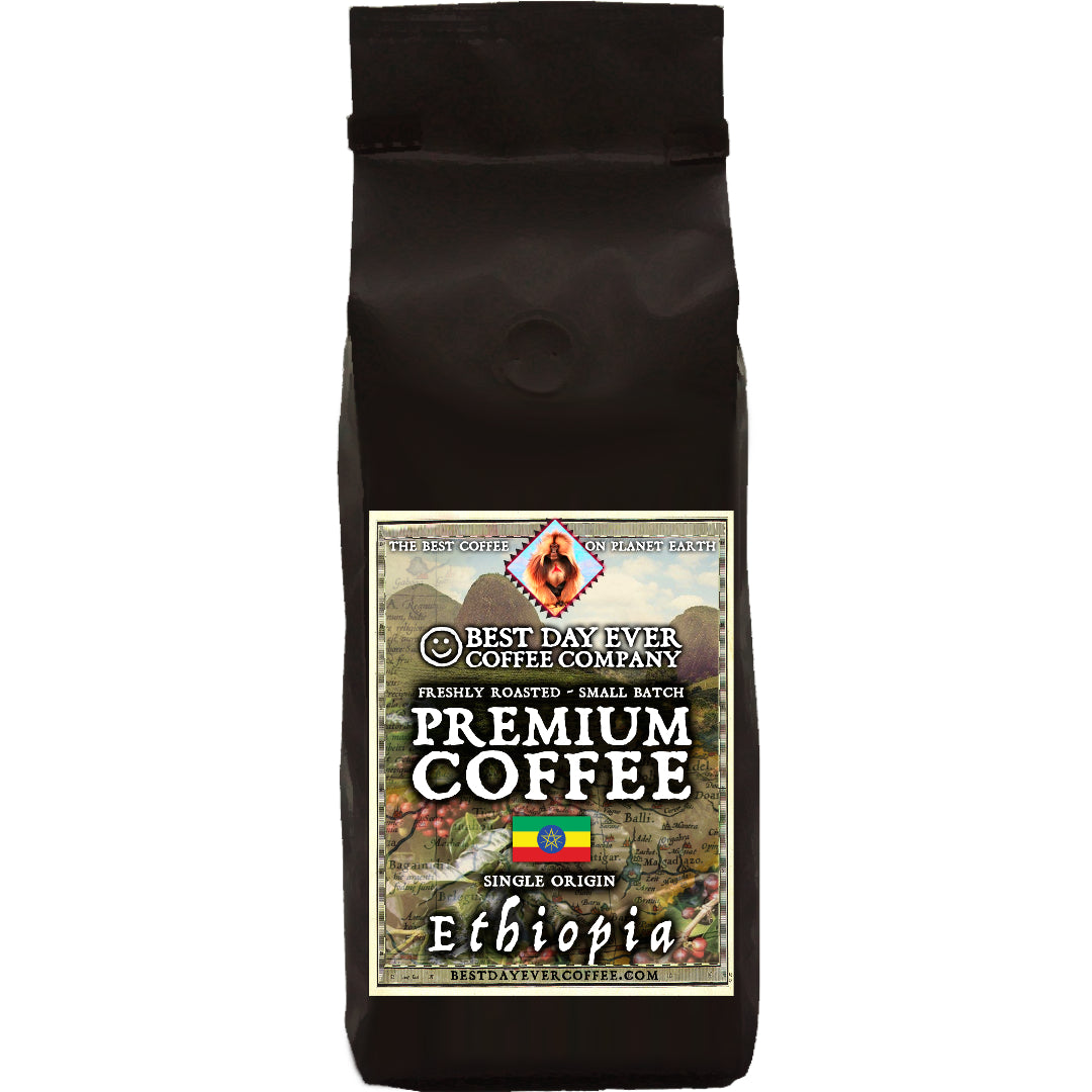 Ethiopia - Premium Coffee | 12oz