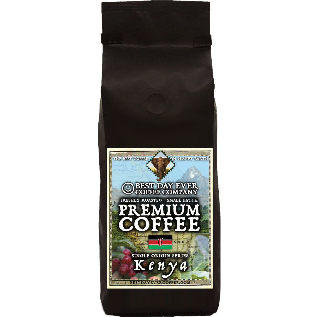 Kenya - Premium Coffee | 12oz