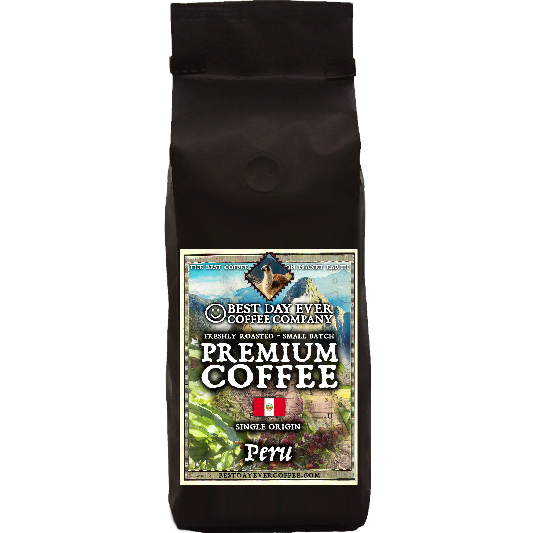 Peru - Premium Coffee | 12oz