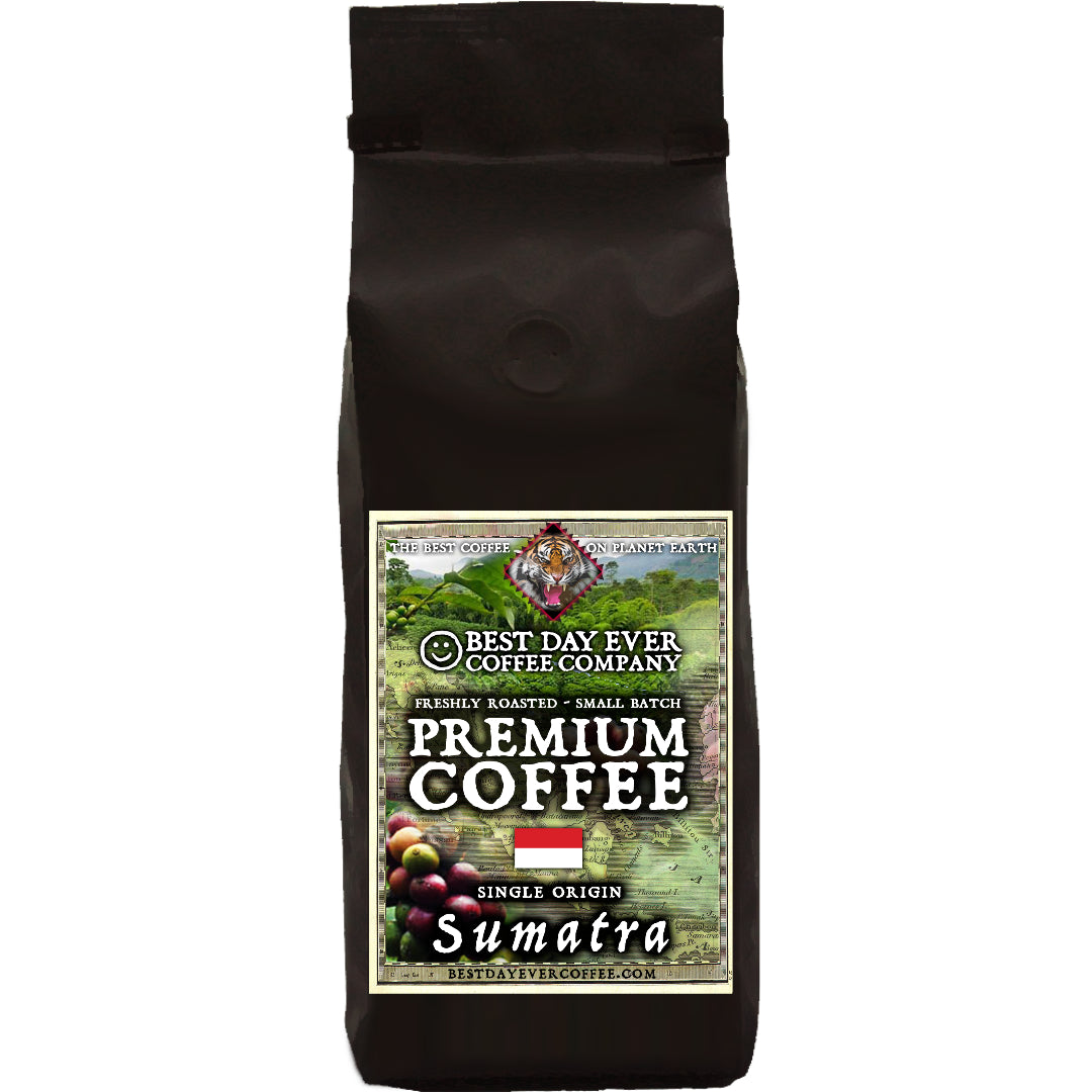 Sumatra - Premium Coffee | 12oz