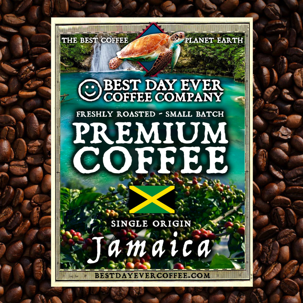 Jamaica - Premium Coffee
