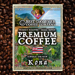 Kona - Premium Coffee