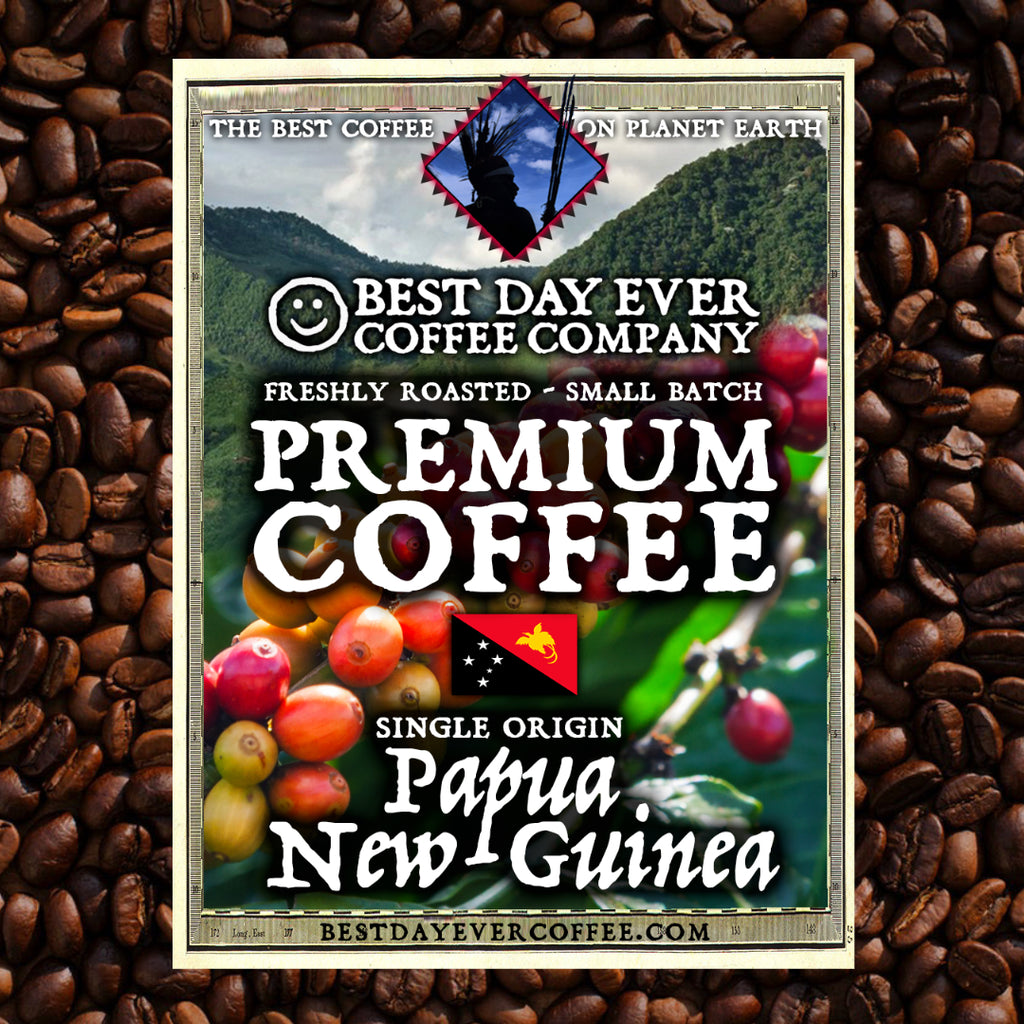 Papua New Guinea - Premium Coffee