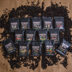 The BDE Custom Sample Pack - Best Day Ever Coffee