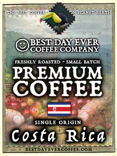 Costa Rica - Premium Coffee