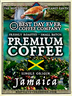 Jamaica - Premium Coffee | 12oz