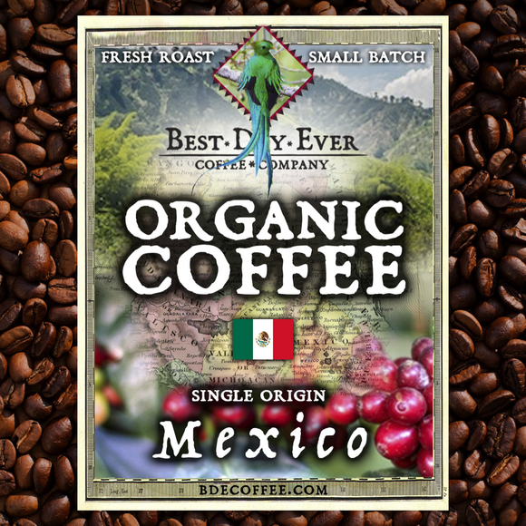 Organic Coffee – Best Day Ever Coffee Co