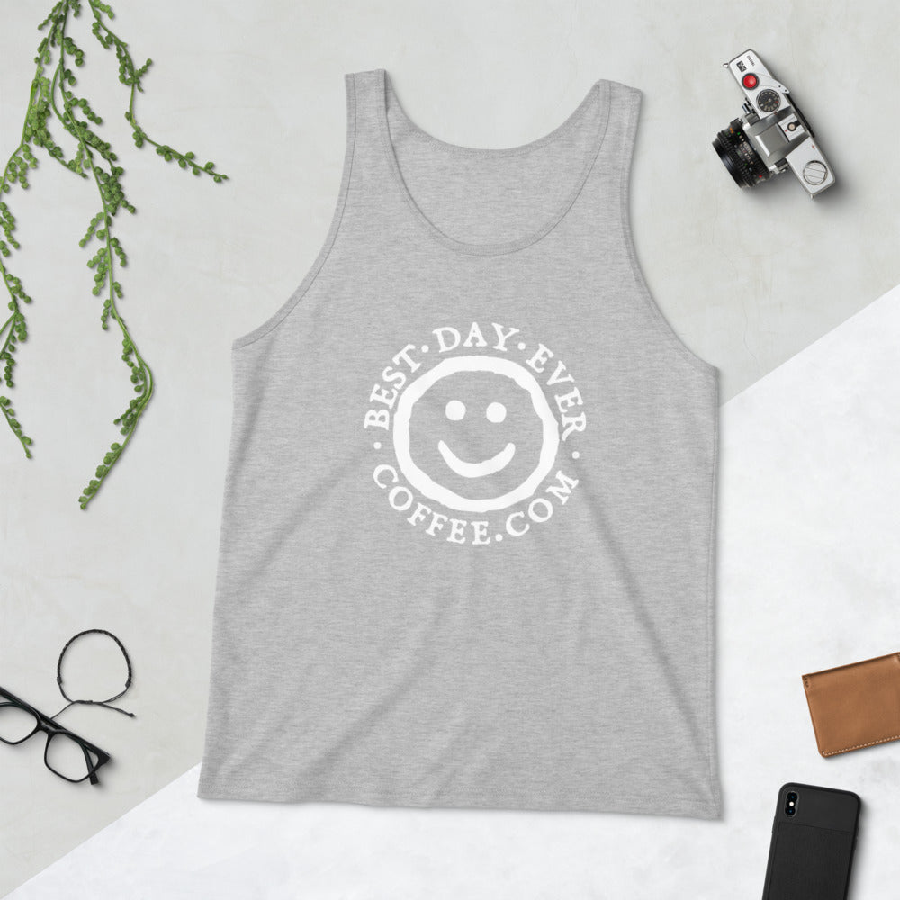 Best Day Ever Unisex Tank Top