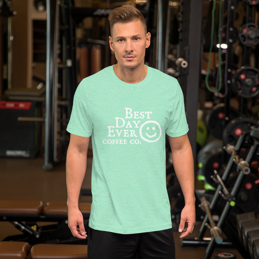South Beach Summer Short-Sleeve Unisex T-Shirt